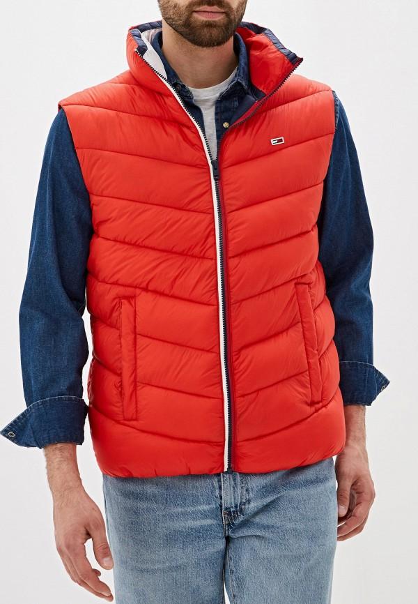 Жилет утепленный Tommy Jeans Tommy Jeans TO052EMFEMW9 цены онлайн