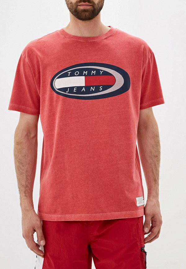 все цены на Футболка Tommy Jeans Tommy Jeans TO052EMFMLW3 онлайн