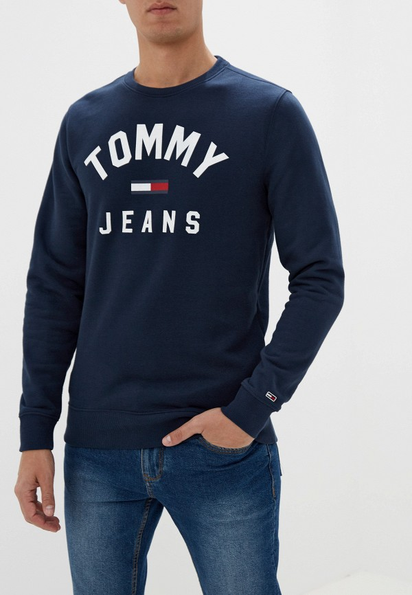 Свитшот Tommy Jeans Tommy Jeans TO052EMFVYC4 свитшот tommy jeans tommy jeans to052embhrv5