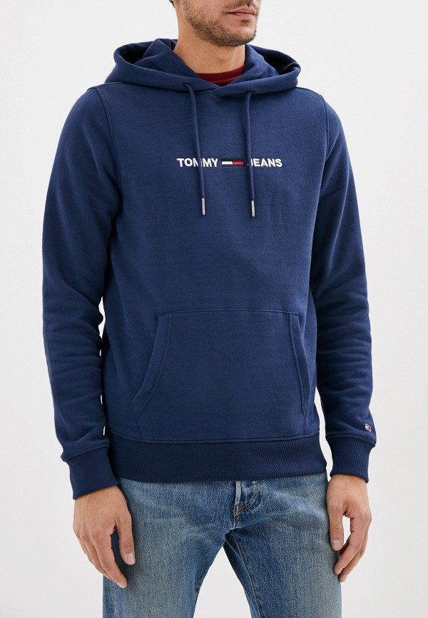 Худи Tommy Jeans Tommy Jeans TO052EMFVYC7 худи tommy jeans tommy jeans to052embhrv2