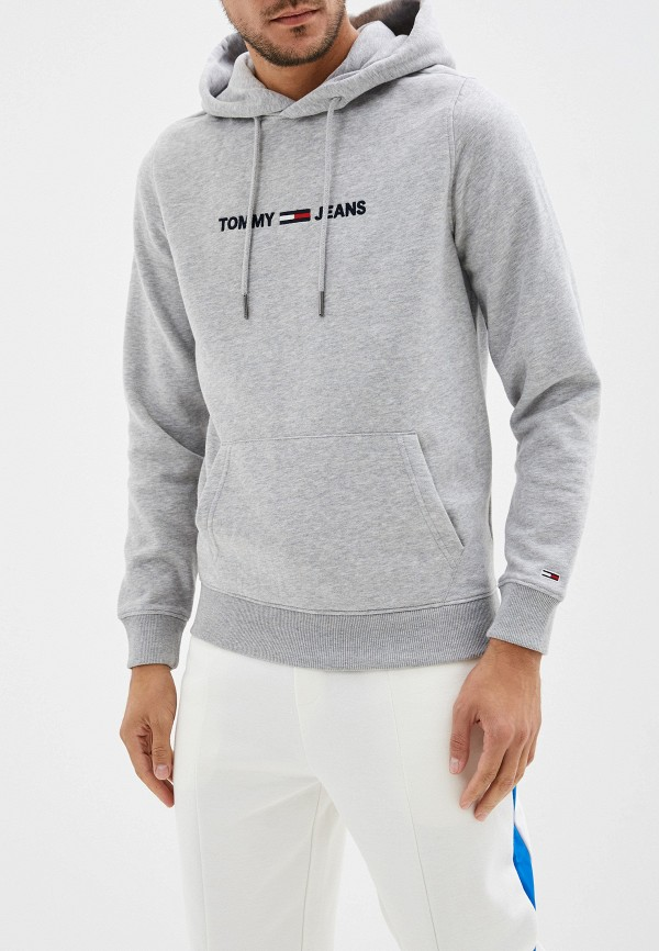 Худи Tommy Jeans Tommy Jeans TO052EMFVYC8 худи tommy jeans tommy jeans to052embhrv2