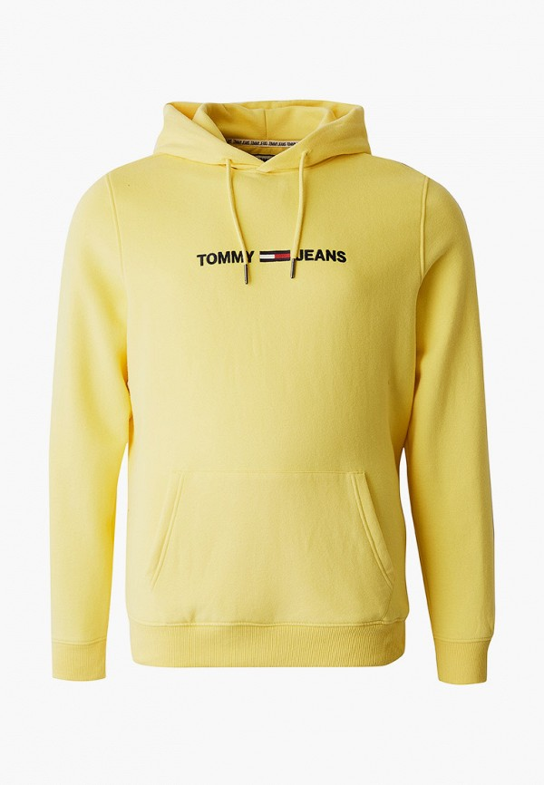 Худи Tommy Jeans Tommy Jeans TO052EMFVYC9 худи tommy jeans tommy jeans to052ewbicw8