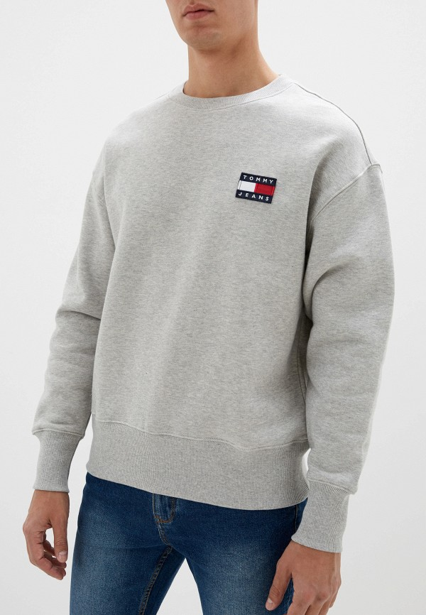Свитшот Tommy Jeans Tommy Jeans TO052EMFVYD1 свитшот tommy jeans tommy jeans to052embwao8