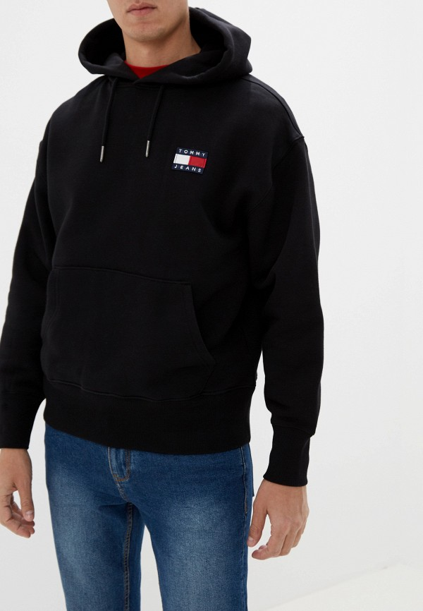 Худи Tommy Jeans Tommy Jeans TO052EMFVYD2 худи tommy jeans tommy jeans to052embhrv2