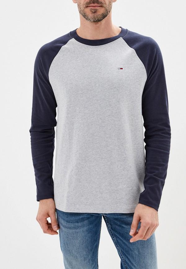 Лонгслив Tommy Jeans Tommy Jeans TO052EMFVYE2 парка tommy jeans tommy jeans to052emebrl9