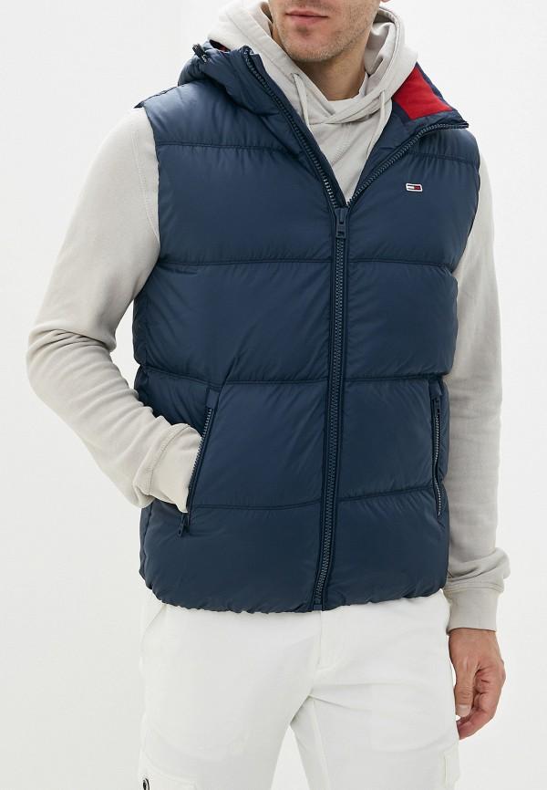 Жилет утепленный Tommy Jeans Tommy Jeans TO052EMFVYF3 цены онлайн