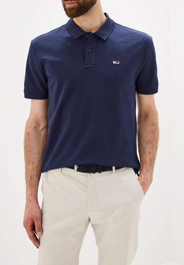 Поло Tommy Jeans Tommy Jeans TO052EMFVYH7 поло tommy jeans tommy jeans to052emfvyh8