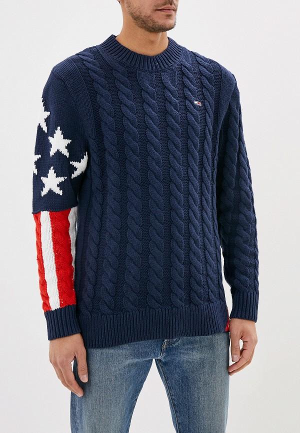 купить Джемпер Tommy Jeans Tommy Jeans TO052EMFVYI9 по цене 10990 рублей