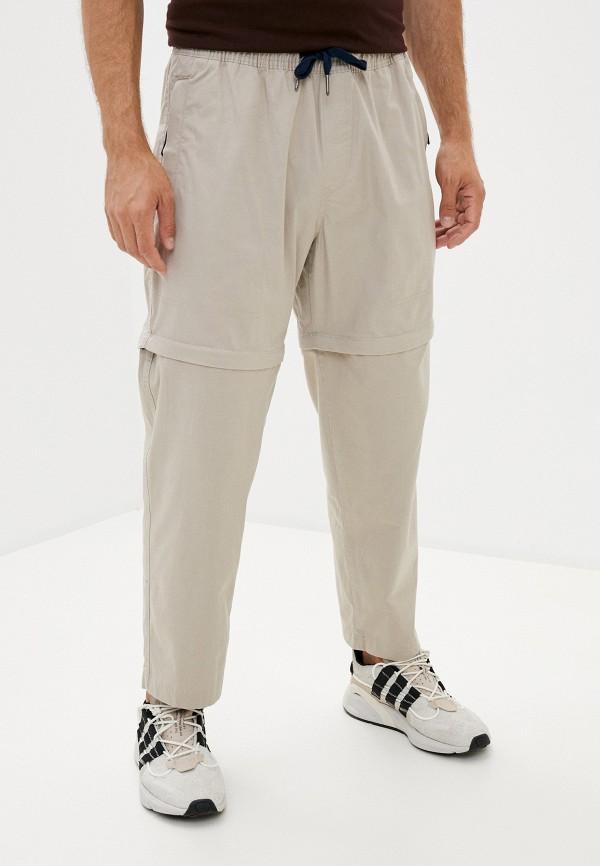 мужские брюки чинос tommy jeans, бежевые
