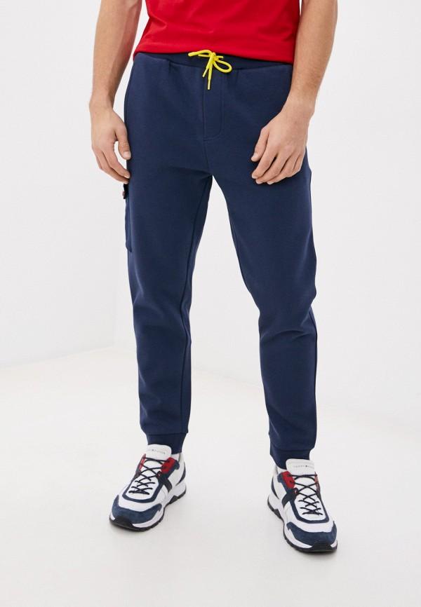 мужские спортивные брюки tommy jeans, синие