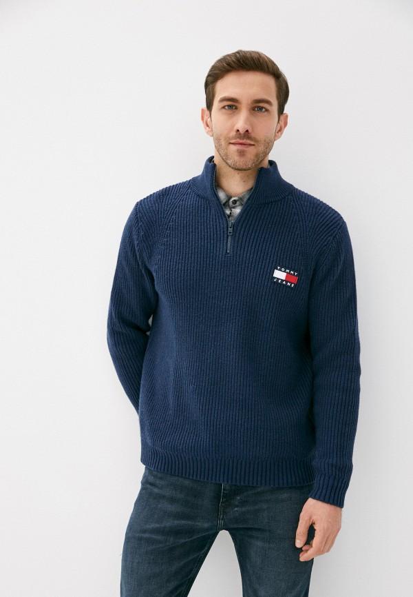 мужской свитер tommy jeans, синий