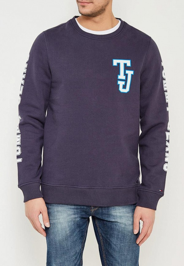 Свитшот Tommy Jeans Tommy Jeans TO052EMYZW28 свитшот tommy jeans tommy jeans to052emaihl1