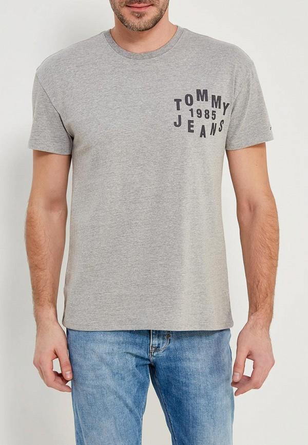 Футболка Tommy Jeans Tommy Jeans TO052EMYZW53 футболка tommy jeans tommy jeans to052emyzw53