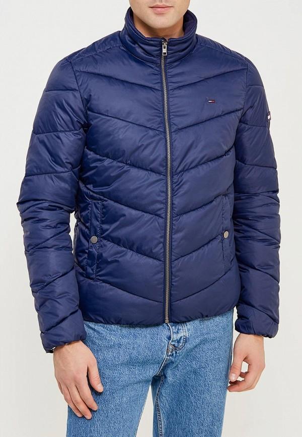 Купить Куртка утепленная Tommy Jeans, TO052EMYZW62, синий, Весна-лето 2018