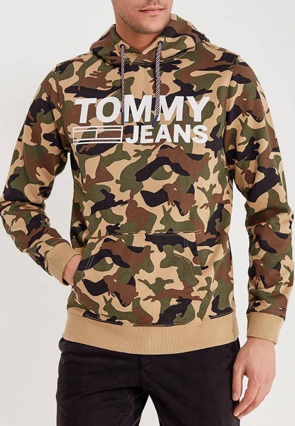 Худи Tommy Jeans Tommy Jeans TO052EMYZW67 цены онлайн