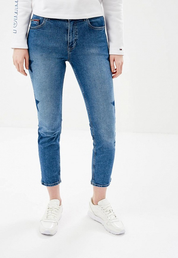 Джинсы Tommy Jeans Tommy Jeans TO052EWAIIN2 джинсы tommy jeans tommy jeans to052embhrv6