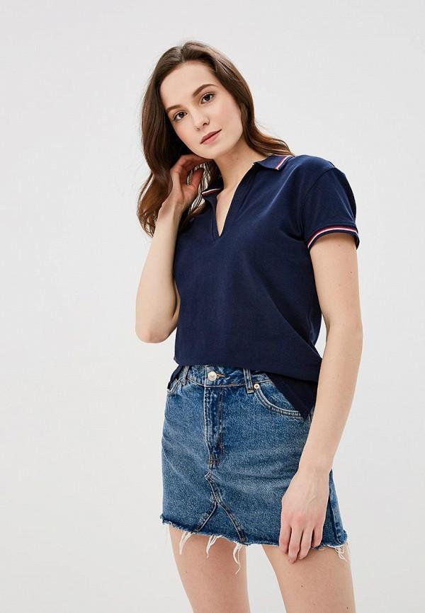 Поло Tommy Jeans Tommy Jeans TO052EWAIJB6 поло tommy jeans tommy jeans to052ewaijb6