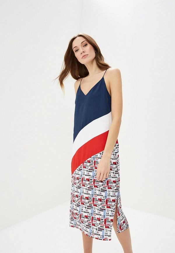 цена Платье Tommy Jeans Tommy Jeans TO052EWAIJC4