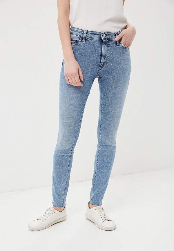 Джинсы Tommy Jeans Tommy Jeans TO052EWAIJD1 джинсы tommy jeans tommy jeans to052emyzw79