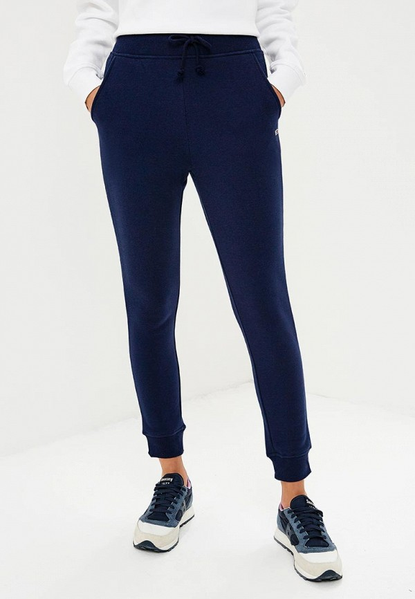 Купить Брюки спортивные Tommy Jeans синего цвета