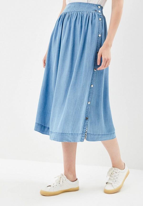 Юбка джинсовая Tommy Jeans Tommy Jeans TO052EWBICZ1 юбка tommy jeans tommy jeans to052ewaijc7