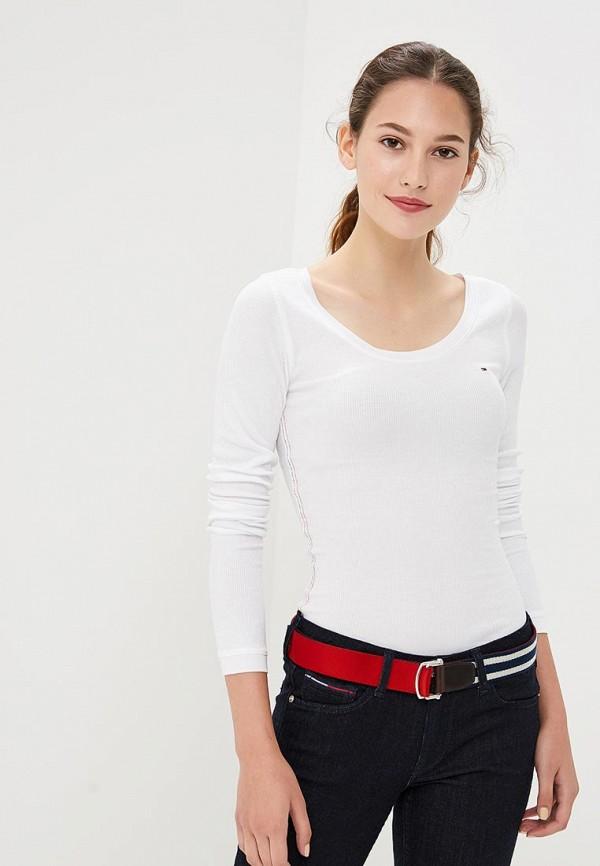 Лонгслив Tommy Jeans Tommy Jeans TO052EWBIDC8 свитшот tommy jeans tommy jeans to013emyzs95