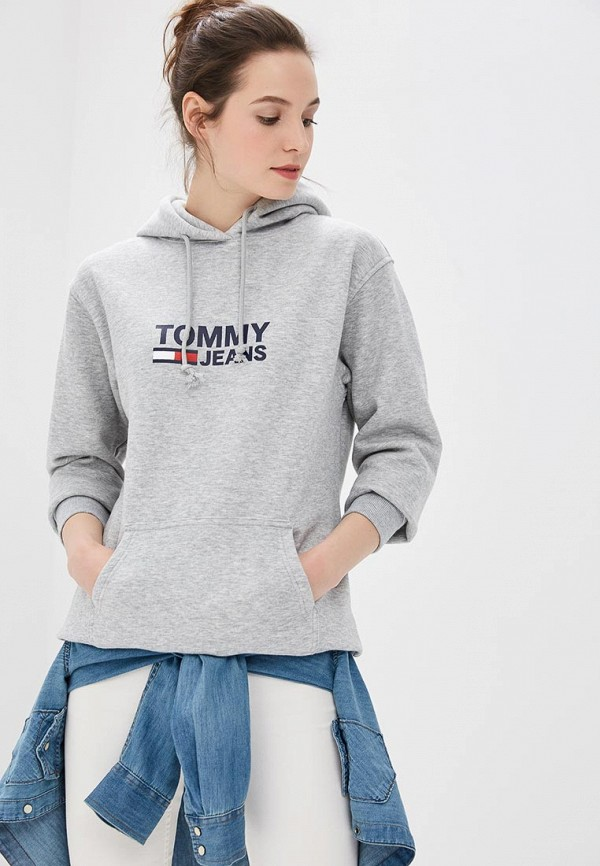 Худи Tommy Jeans Tommy Jeans TO052EWBIDF9 худи tommy jeans tommy jeans to052ewdeci2