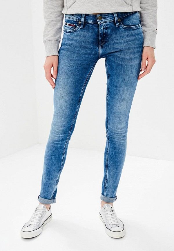 Джинсы Tommy Jeans Tommy Jeans TO052EWBIDG9 джинсы tommy jeans tommy jeans to052emyzw79