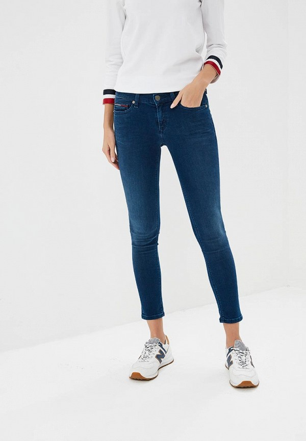 Джинсы Tommy Jeans Tommy Jeans TO052EWBIDH0 джинсы tommy jeans tommy jeans to052ewbidh5