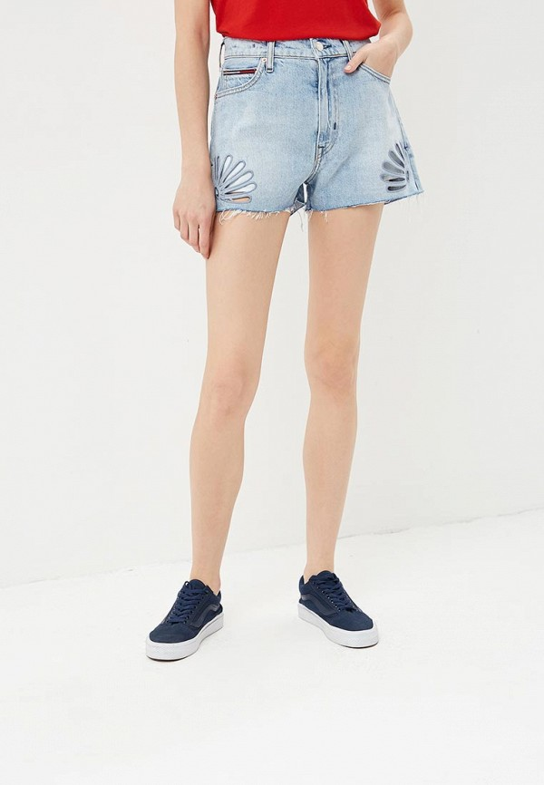 Фото Шорты джинсовые Tommy Jeans Tommy Jeans TO052EWBIDI2