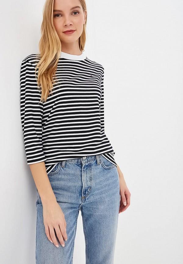 Лонгслив Tommy Jeans Tommy Jeans TO052EWBWGA4 свитшот tommy jeans tommy jeans to052emyzw29