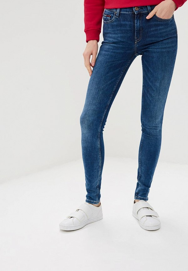 Джинсы Tommy Jeans Tommy Jeans TO052EWBWGK2 джинсы tommy jeans tommy jeans to052embhrw2