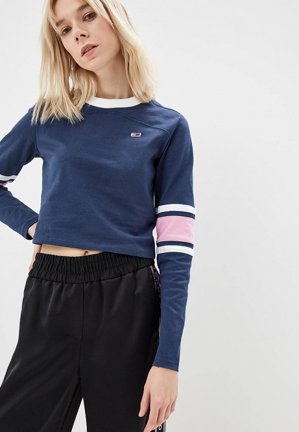 Свитшот Tommy Jeans Tommy Jeans TO052EWDECG9 свитшот tommy jeans tommy jeans to052ewbide6