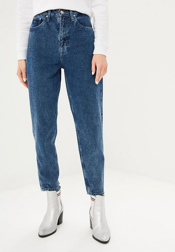 Джинсы Tommy Jeans Tommy Jeans TO052EWDECO4 джинсы tommy jeans tommy jeans to052emyzw79