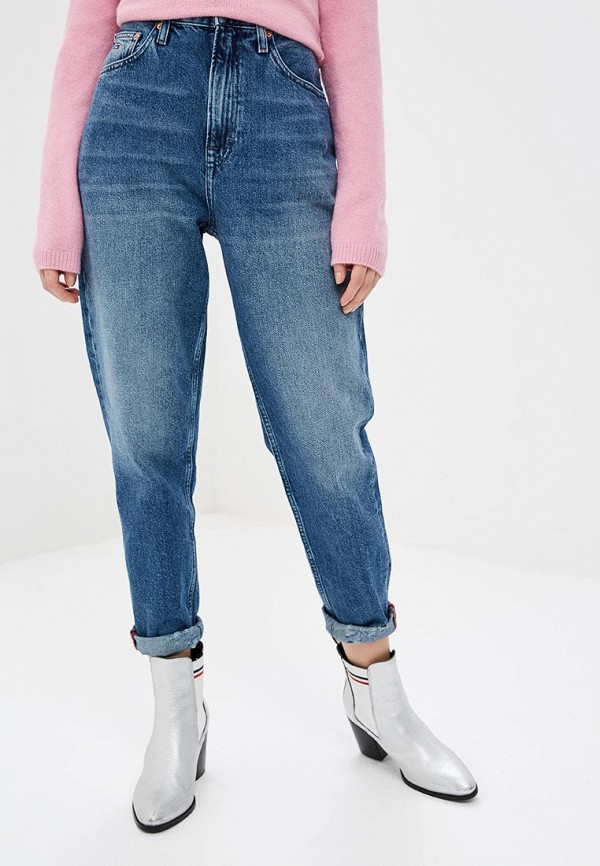 Джинсы Tommy Jeans Tommy Jeans TO052EWDECO7 джинсы tommy jeans tommy jeans to052embhrv6