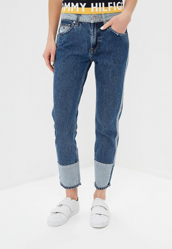 Джинсы Tommy Jeans Tommy Jeans TO052EWDECO8 джинсы tommy jeans tommy jeans to052embhrv6
