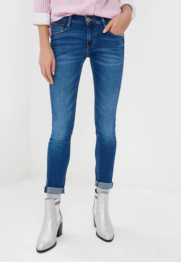 Джинсы Tommy Jeans Tommy Jeans TO052EWDECP0 джинсы tommy jeans tommy jeans to052emyzw79