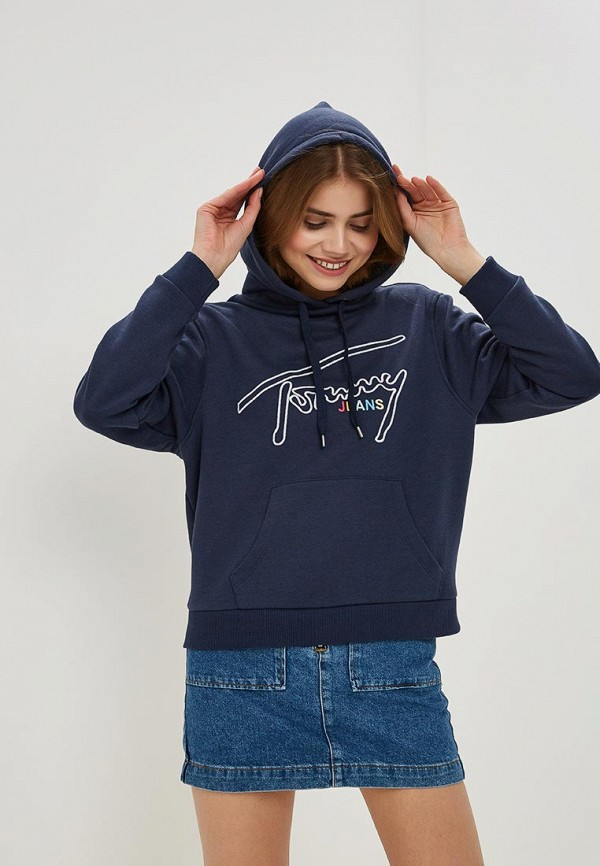 Худи Tommy Jeans Tommy Jeans TO052EWDQPE0
