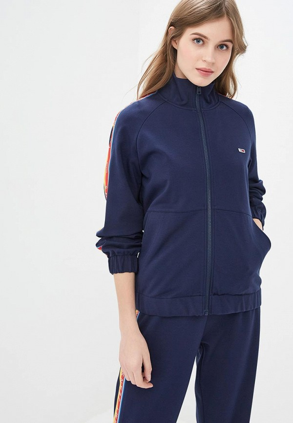 Олимпийка Tommy Jeans Tommy Jeans TO052EWDQPE3