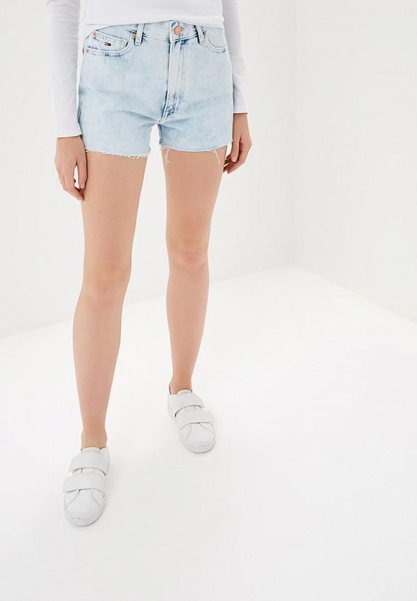 Шорты джинсовые Tommy Jeans Tommy Jeans TO052EWDQPL6 шорты джинсовые tommy jeans tommy jeans to052emebru4