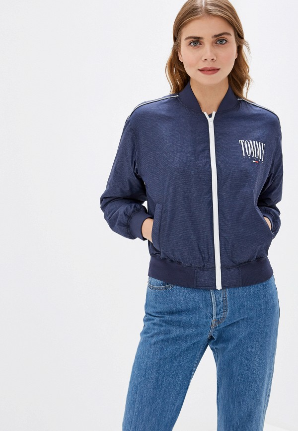 Куртка утепленная Tommy Jeans Tommy Jeans TO052EWFEMI0 куртка tommy jeans tommy jeans to052emaihp7
