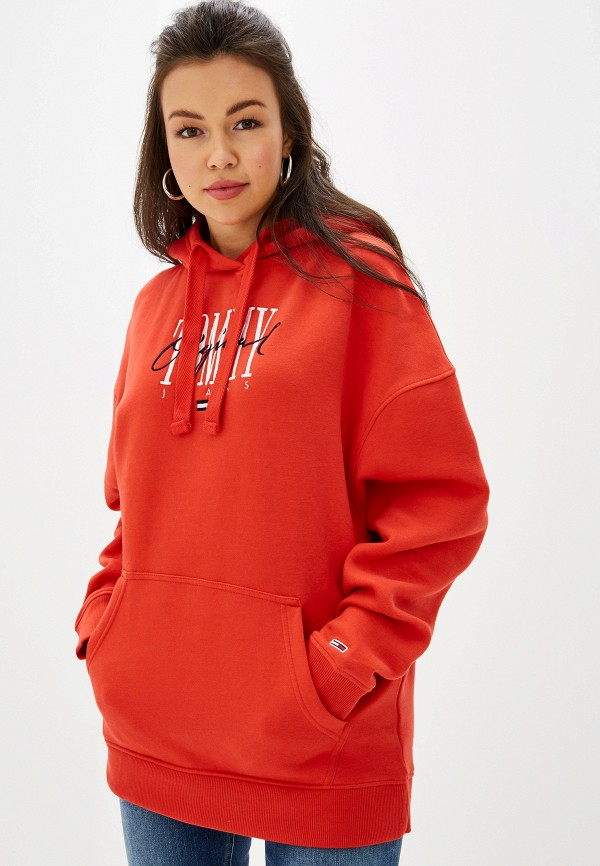 Худи Tommy Jeans Tommy Jeans TO052EWFEMK1