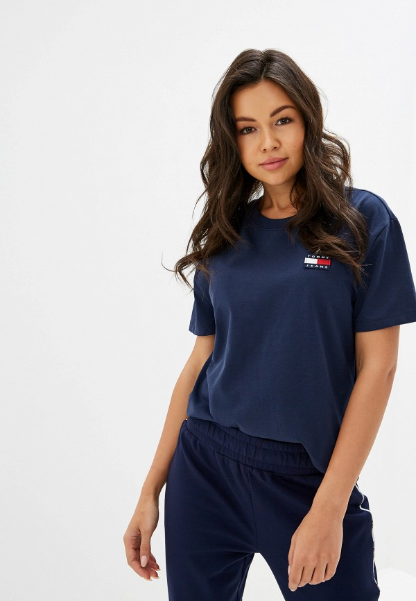 все цены на Футболка Tommy Jeans Tommy Jeans TO052EWFEMK7 онлайн