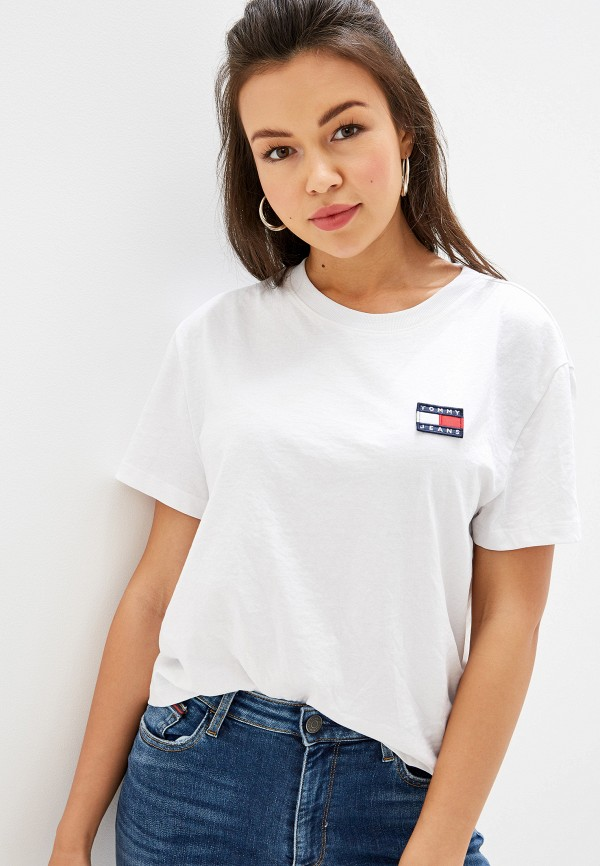 Футболка Tommy Jeans Tommy Jeans TO052EWFEMK8