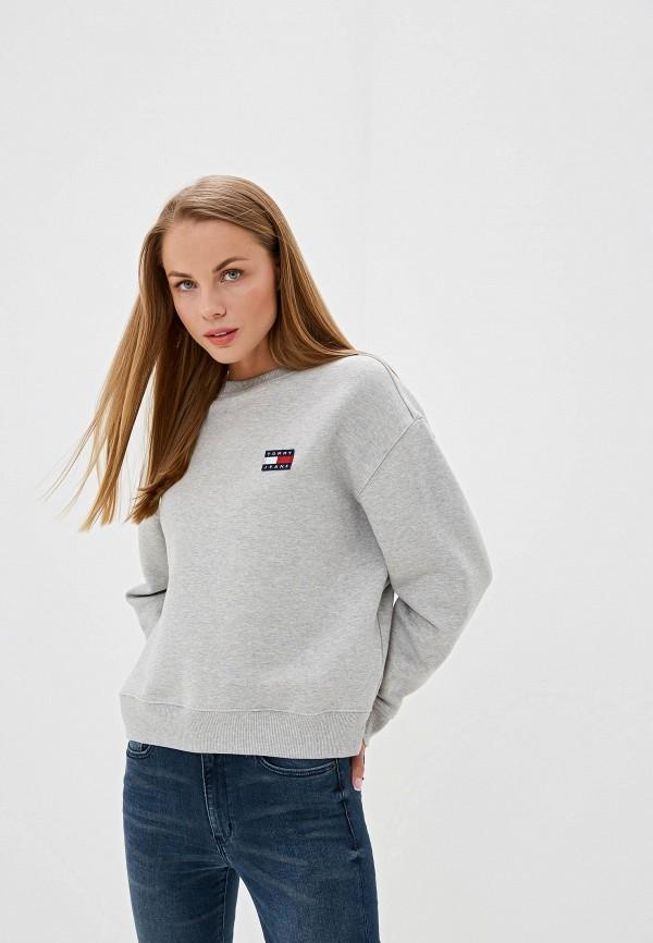 все цены на Свитшот Tommy Jeans Tommy Jeans TO052EWFEML1 онлайн