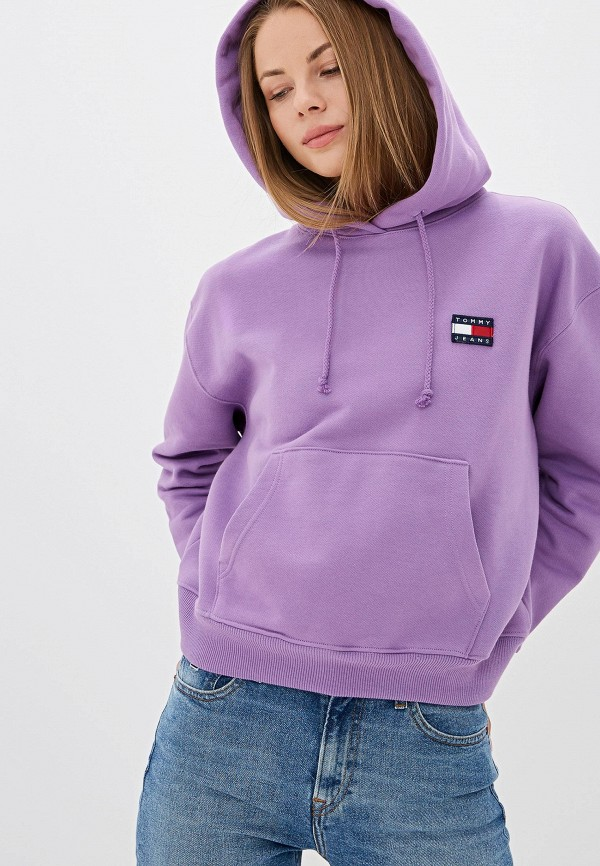 Худи Tommy Jeans Tommy Jeans TO052EWFEML5 худи tommy jeans tommy jeans to052ewbicw8