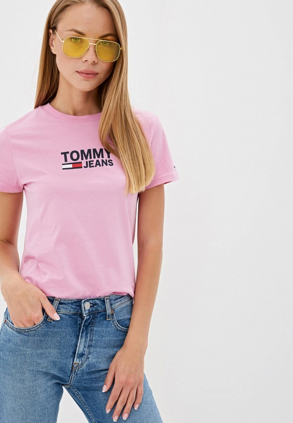 Футболка Tommy Jeans Tommy Jeans TO052EWFEMO0