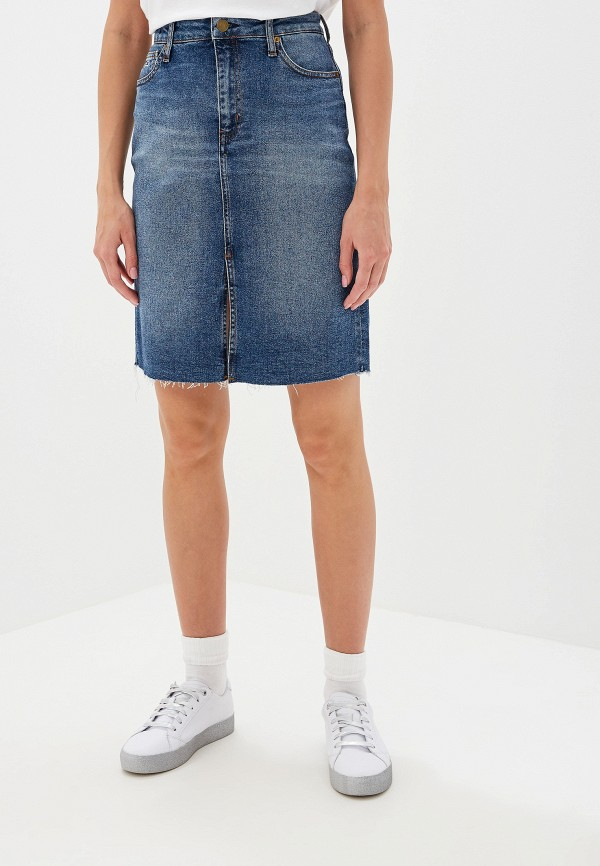 Юбка джинсовая Tommy Jeans Tommy Jeans TO052EWFEMP0 юбка джинсовая tommy jeans tommy jeans to052ewdecn9