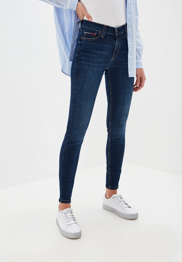 Джинсы Tommy Jeans Tommy Jeans TO052EWFEMP9 джинсы tommy jeans tommy jeans to052embhrw5