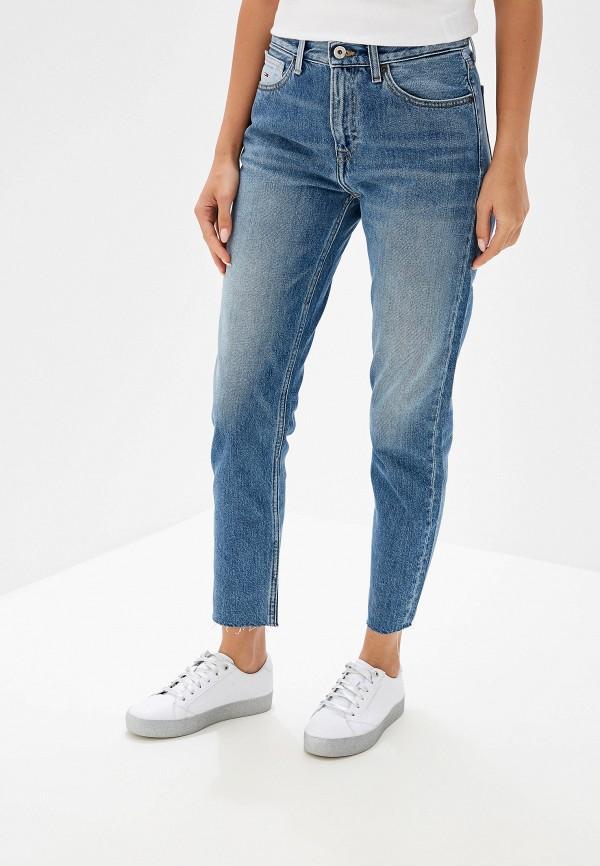 Купить женские джинсы Tommy Jeans синего цвета
